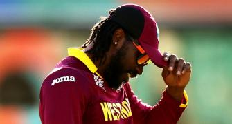 Windies sink to a new low; fail to qualify for 2017 Champions Trophy