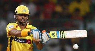 Beleaguered CSK 'not thinking about' Raina return