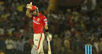 Maxwell ready to again put on 'Big show' for KXIP