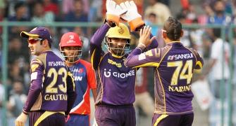 IPL: Will Kolkata Knight Riders move up to second spot?