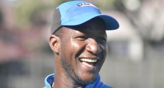 Sammy eyeing international return through CPL success