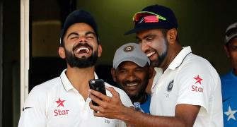 Ashwin, Kohli achieve personal bests in ICC Test rankings
