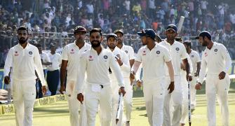Captain Kohli wants India to leave a mark on world cricket