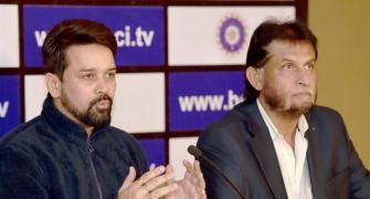 'The BCCI is not looking for an escape route'