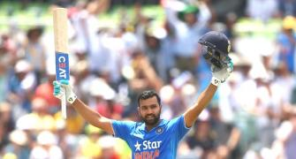 Rohit Sharma: Dynamite in disguise