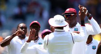 Windies: 'Not as strong as we faced 10 years ago'