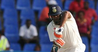 Ashwin completes the double of 1000 runs and 100 wickets in Tests
