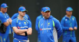 Lehmann to resign as Australia coach, claims report