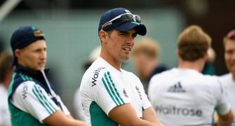 Looking around is a reminder of how lucky we are: Cook