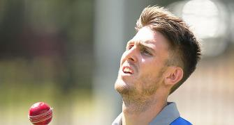 Mitch Marsh sidelined for first ODI vs India