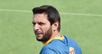 Afridi hints at retirement after World Twenty20