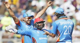 'Afghanistan ready for Test status'