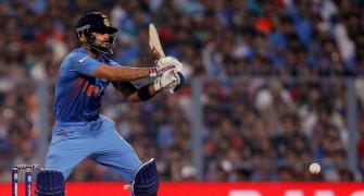 Numbers game: Kohli, the master of run chases!