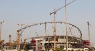 Qatar considering tented desert camps for World Cup fans
