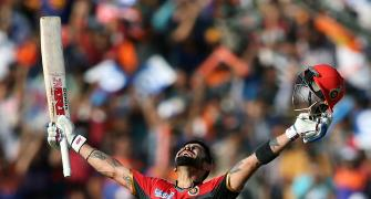 Kohli still leads IPL's MVP rankings but Warner closing in