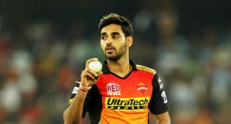 How stint with SRH helped Bhuvi improve