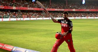 IPL 9: Memorable moments from week 6