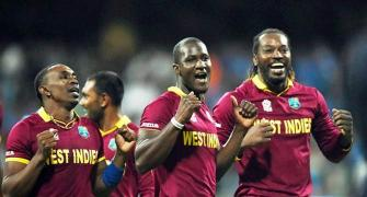 'So much more to your story': Gayle backs Sammy
