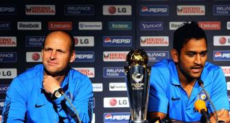 Replace Dhoni as ODI skipper at your own peril, warns Gary Kirsten