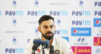 We had all our bases covered: Kohli