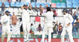 India outplay England in Mohali to take 2-0 lead in series