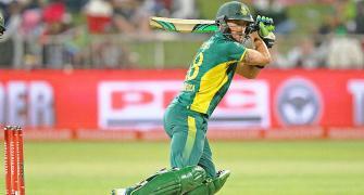 SA recall Du Plessis, Rabada for Australia T20s