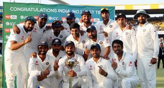 ICC ranking is absolute garbage, says Vaughan