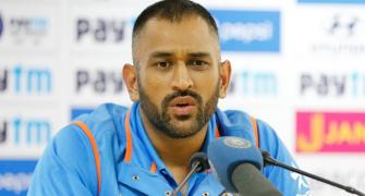 4 reasons why Dhoni is happy with his bowlers