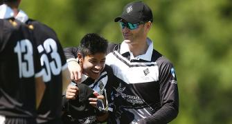 How Clarke is mentoring a 16-yr old Nepal spinner
