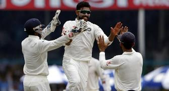 Jadeja and Ashwin shine as India dominate Day 3