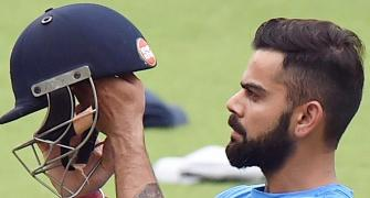 Why Kohli prefers training sessions to warm-up matches