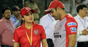 Sehwag puts his money where his mouth is