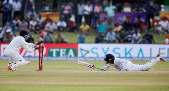 Bounce, spin but Saha's safe-as-a-pocket hands have India covered