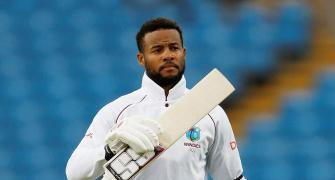 Windies' Shai Hope, Kyle test positive for Covid-19