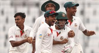 Minnows to Challengers: Bangladesh's 20 Test years