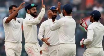 2nd Test, Day 3: India wrest back control after Mathews, Chandimal tons