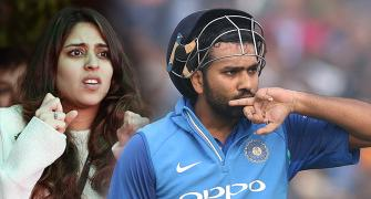 Rohit's perfect anniversary gift for his wife Ritika!