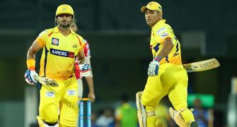 Turning Point: Dhoni-Raina in rescue act