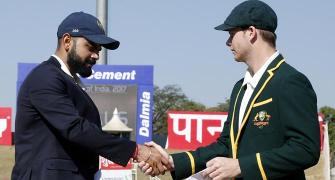 Watch: ICC honours for Kohli, Smith