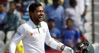 Stats: Mushfiqur Rahim loves to score against India