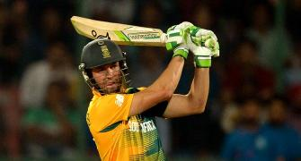 De Villiers clarifies about World Cup inclusion offer
