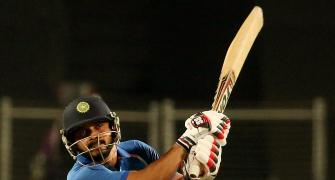 Kedar Jadhav is the Most Valuable Player after ODI series