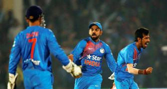 ICC T20 Rankings: India slip to 5th spot; Pakistan No 1