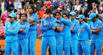 'Tenacious' India women's team get all round applause