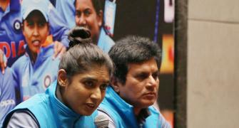 We have defined women's team sport in India: Mithali