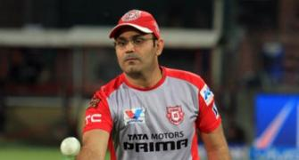 Sehwag applies for India coach's post, Moody in fray