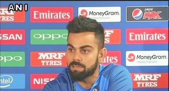 No problems whatsoever: Kohli on alleged rift with Kumble