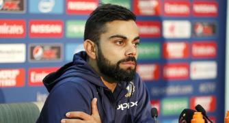 Kohli on Indo-Pak WC game: Will respect government's decision