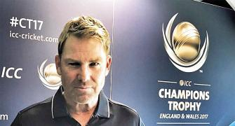 Warne lost a bet to Ganguly and here's what happened next...