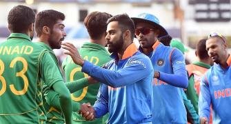 'India-Pakistan games extend beyond cricket ground'